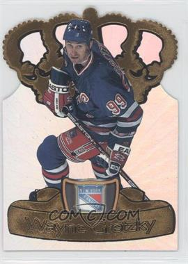 1997-98 Pacific Gold Crown Die-Cuts #15 - Wayne Gretzky - Courtesy of CheckOutMyCards.com