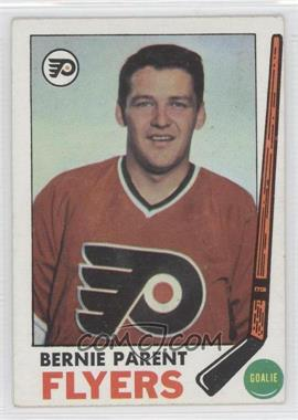 1969-70 Topps #89 - Bernie Parent - Courtesy of CheckOutMyCards.com