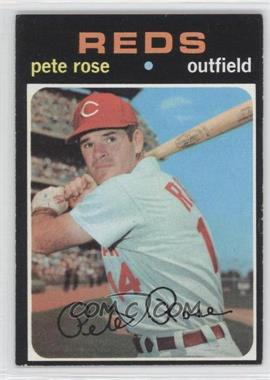 1971 Topps #100 - Pete Rose - Courtesy of CheckOutMyCards.com