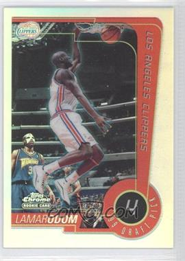 1999-00 Topps Chrome Refractors #231 - Lamar Odom - Courtesy of CheckOutMyCards.com