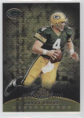1999 Finest Team Finest Gold #T2 - Brett Favre/250 - Courtesy of CheckOutMyCards.com