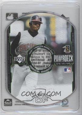 2000 Upper Deck PowerDeck Magical Moments #KG - Ken Griffey Jr. - Courtesy of CheckOutMyCards.com