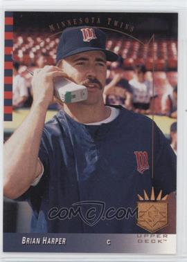 1993 SP #246 - Brian Harper - Courtesy of CheckOutMyCards.com