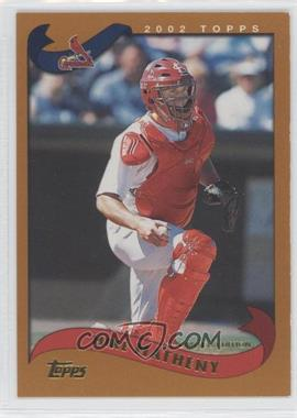 2002 Topps Limited #4 - Mike Matheny/1950 - Courtesy of CheckOutMyCards.com