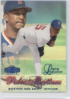 1998 Flair Showcase Legacy Collection Row 2 #85 - Pedro Martinez/100 - Courtesy of CheckOutMyCards.com