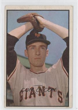 1953 Bowman Color #149 - Al Corwin - Courtesy of CheckOutMyCards.com