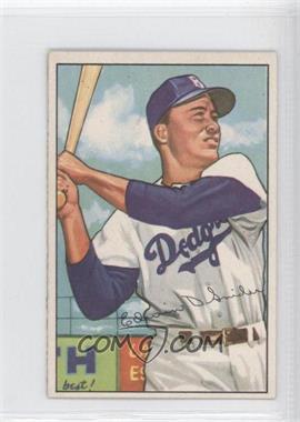 1952 Bowman #116 - Duke Snider - Courtesy of CheckOutMyCards.com