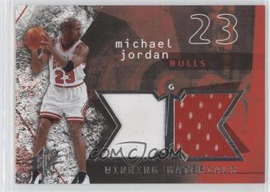 2004-05 SPx Winning Materials #MJ - Michael Jordan SP - Courtesy of COMC.com