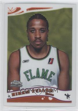 2005-06 Topps Chrome #229 - Hiram Fuller DL RC (Rookie Card) - Courtesy of CheckOutMyCards.com