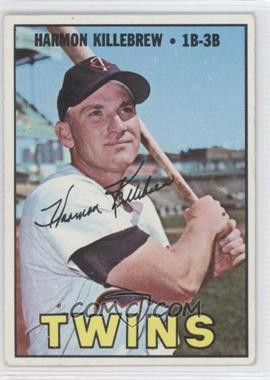 1967 Topps #460 - Harmon Killebrew - Courtesy of CheckOutMyCards.com