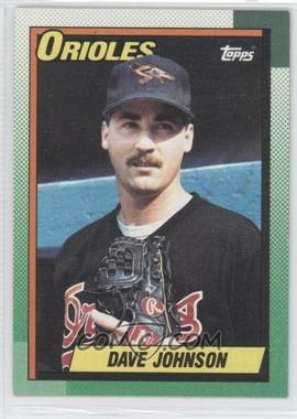 1990 Topps #416 - Dave Wayne Johnson RC (Rookie Card) - Courtesy of CheckOutMyCards.com