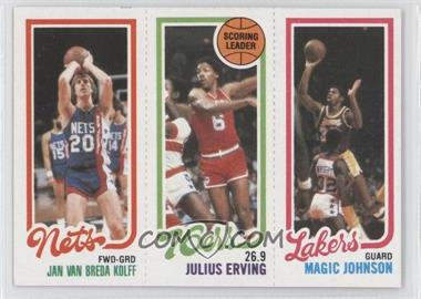 1980-81 Topps #146 - 162/Erving SD/139 Magic - Courtesy of CheckOutMyCards.com