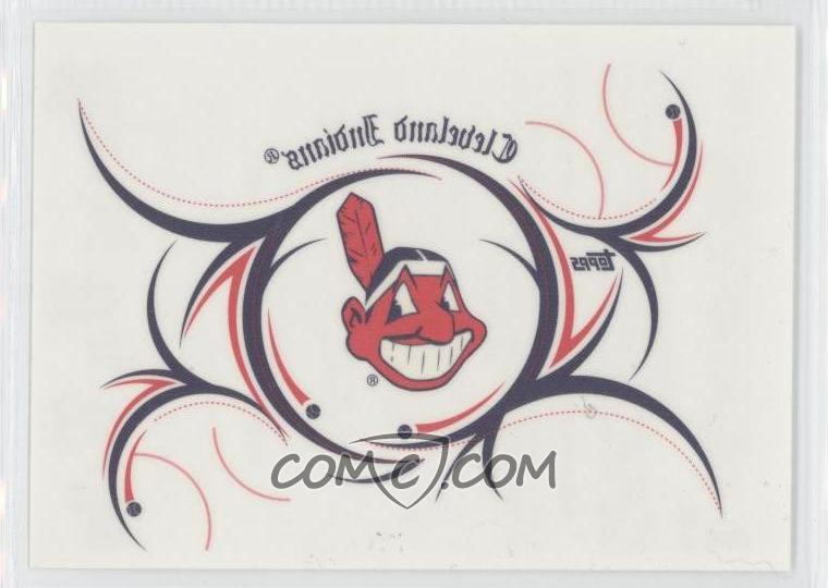 2008 Topps Opening Day Tattoos Baseball Cards
